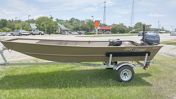 New 2017 G3 Boats 1442 For Sale in Columbia, SC | East